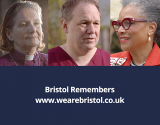 Bristol Remembers community leaders promoting city event to remember coronavirus losses