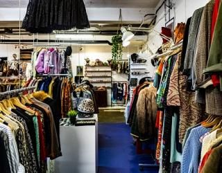 Charity shop open after COVID-19