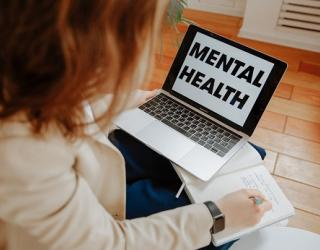 Mental health online learning