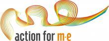 Action for M.E. logo