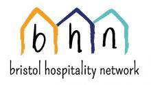 The charity Bristol Hospitality Network's logo