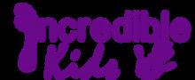 Incredible Kids charity logo