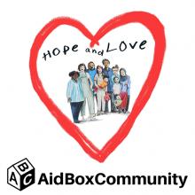 Aid Box Community - Hope and Love