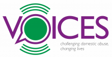 VOICES - challenging domestic abuse, changing lives
