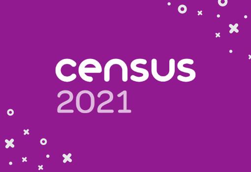 Census 2021 graphic