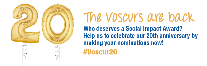 Voscurs 2015 web banner - make your nominations now