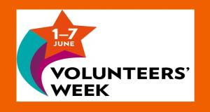 Volunteers' Week 1-7 June 2019