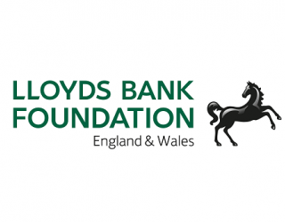 Lloyds Bank Foundation Funding Logo