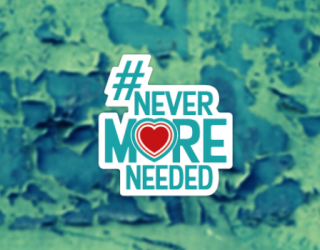 #NeverMoreNeeded charity sector campaign