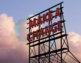 Managing money and making a change