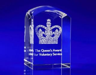 Queen's Award for Voluntary Service - MBE for groups