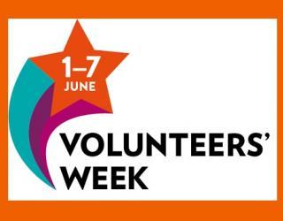 Volunteers' Week 1-7 June 2019
