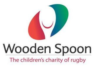 Wooden Spoon rugby charity logo