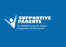 Logo of Supportive Parents