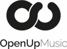 Open Up Music logo