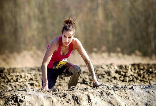 Mud, obstacles and beer sports fundraising events in decline, according to report