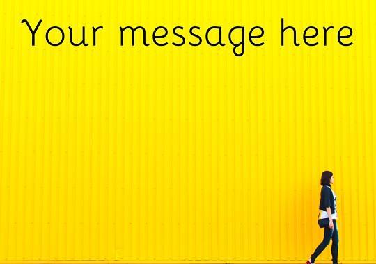 Marketing awareness campaigns