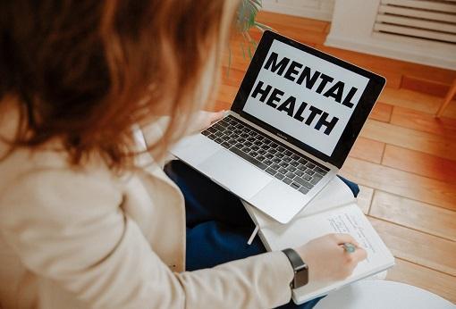 Mental health online learning