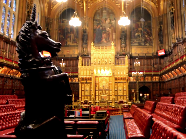 House of Lords Chamber Credit UK Parliament