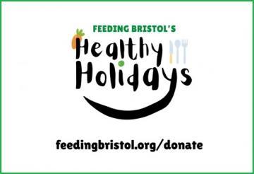 Feeding Bristol Healthy Holidays campaign