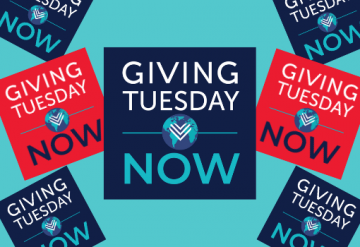 Giving Tuesday Now - 5 May 2020