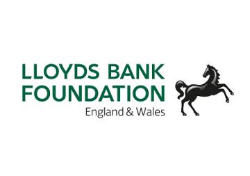 Lloyds Bank Foundation Funding Logo